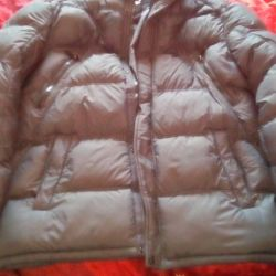 Down jacket 68 size