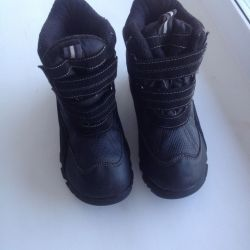 Boots r.33 spring / autumn