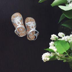 Sandale grațioase 12,5 cm