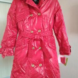 Light jacket coat