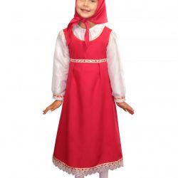 Children's carnival costume Alyonushka 959