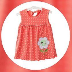 Καλοκαιρινό φόρεμα για 10-12 μήνες, 1 έτος