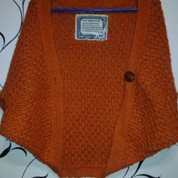 Knitted Cape
