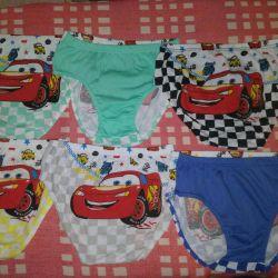 Panties for boys