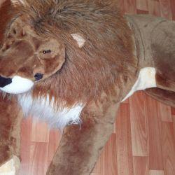 Μαλακό λιοντάρι παιχνιδιών