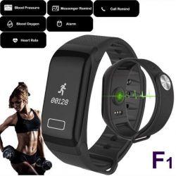 Fitness bracelet F1 pressure + pulse