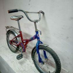 Bicicleta Mustang, roți de 16