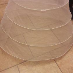 Petticoat 4 rings