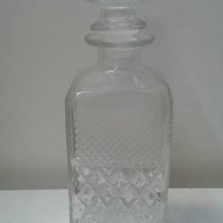 Decanter Crystal Czech 0,7 l