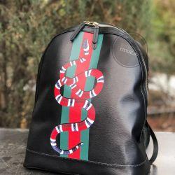 Рюкзак Gucci 🐍