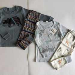 Pijamale noi 78-90 cm