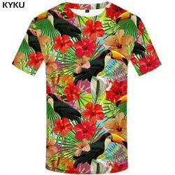 T-shirt, νέα