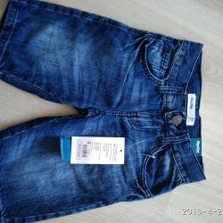 Shorts for a boy 110-116 cm New