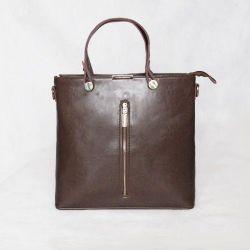 Bag V B, leather