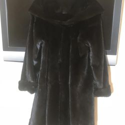 Mink coat 48-52 size