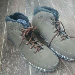 Χειμερινές μπότες νέων ανδρών