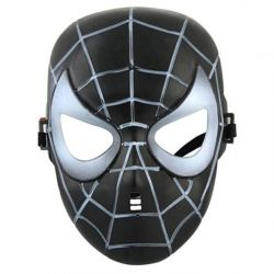 Mask Black Spiderman