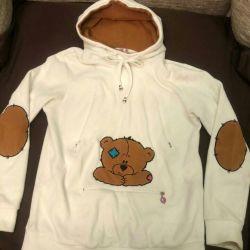 branded jacket for mommy.