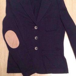 Jachetă elegantă tricotată nouă