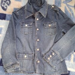 Jacket jacket denim