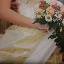 🌺Time 44-46 wedding dress