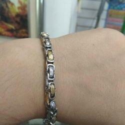 Men's bracelet. (New) ⛓️