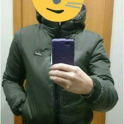 New demi-season jacket