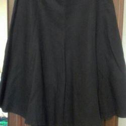Skirt flax.