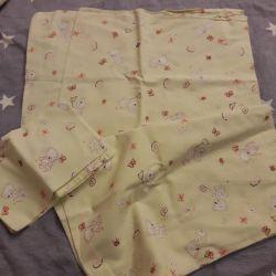 Постельное белье для новорожденного