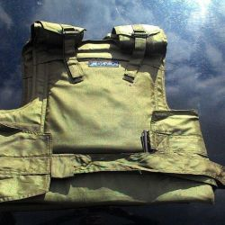 Body armor Cyrus-wagon 5 class of protection