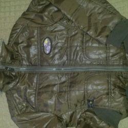 Jacheta marcată pe fata)