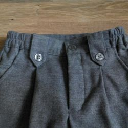 R.110 Warm pants for a boy