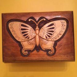 Casket * Butterfly *