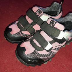 Diaphragm sneakers