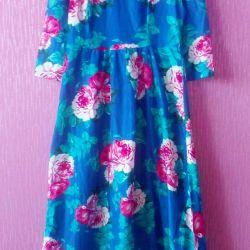 New floor dress
