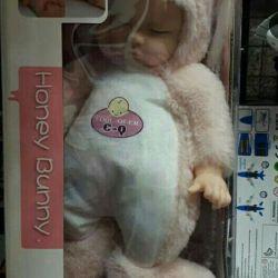 Yumuşak oyuncaklar Splyushki bunny