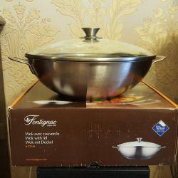 Frying pan - Fontignac wok.