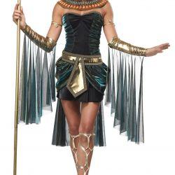 Mısır tanrıçası kostümü (kiralık)