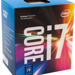 CPU Intel Core i7-7700 Kaby Gölü