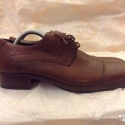 новые мужские туфли vip класса люкс