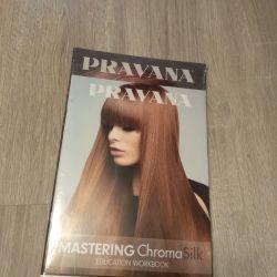 Palette Pravana Chroma Silk