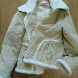 Warm jacket p.164 (42)