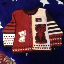 Children's blouse 2-3 years old