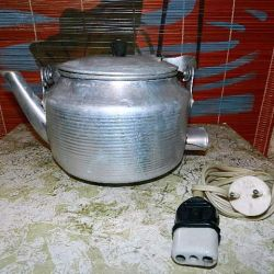 Electric kettle USSR