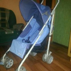 Stroller (walking stick)
