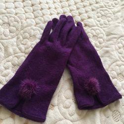 Φυσικά γάντια