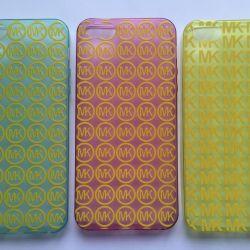 🌹Новые накладки силикон для iPhone 5/5S, новые