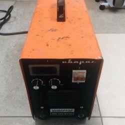 Συγκολλητικό μηχάνημα Svarog ARC 250 (R112)