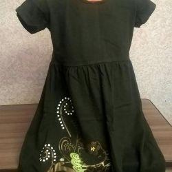 Moda kadınlar için elbise.