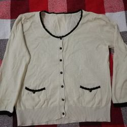 Casual blouses 44-48 size